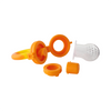 Baby Fruit & Food Feeder - Sunshine Orange & Lemonade Yellow