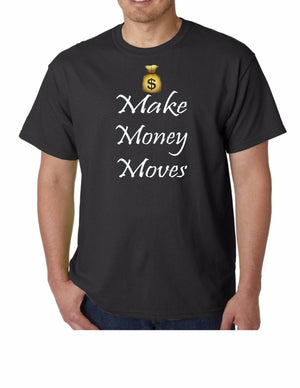 Money Moves Cardi B Bodak Yellow Men's T'Shirt