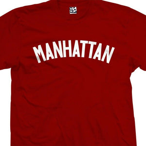 Manhattan Yankee T-Shirt - Rep New York and the City Life - All Sizes & Colors