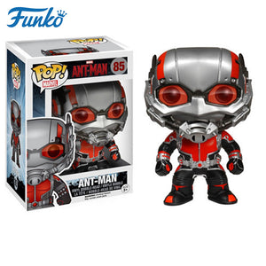 Funko pop Ant-Man shaking head doll action toy figures model anime action figures toys for boys children's toy birthday gift