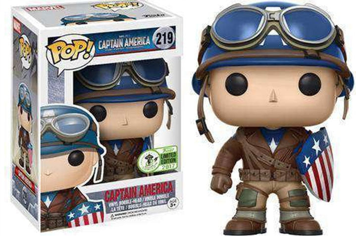 pop CAPTAIN AMERICA Model Figure Collectible Model Toy for gift