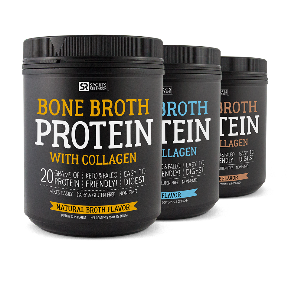 Our All New<br>Bone Both<br>protein