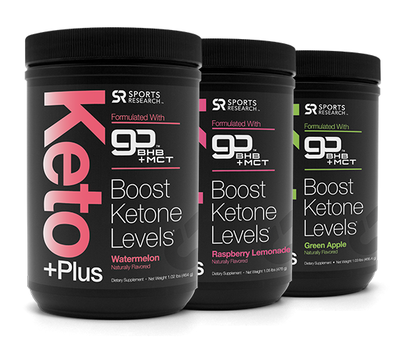 OUR All New<br>Keto+PLUS
