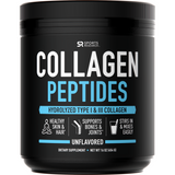 Collagen Peptides (16oz) - Sweet Sweat Canada