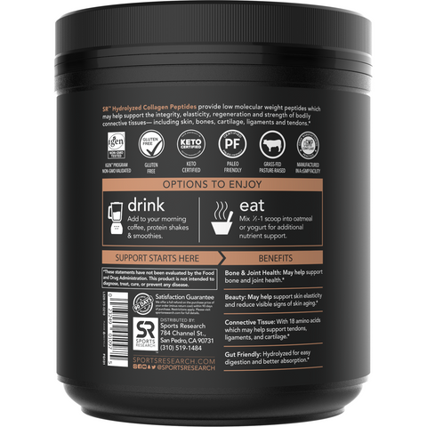 Flavoured Collagen Peptides