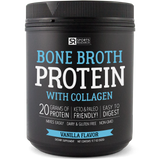 Bone Broth Protein with Collagen - Sweet Sweat Canada