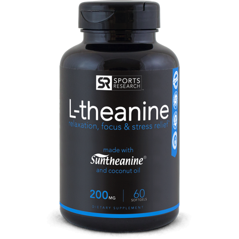 L-THEANINE SUNTHEANINE® (200MG)