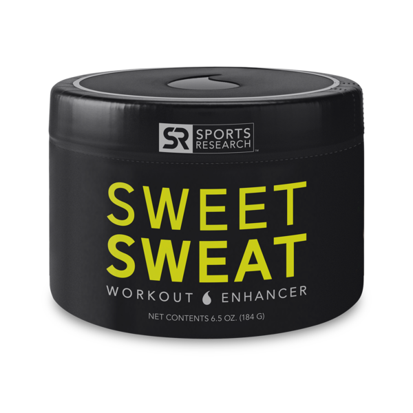 Sweet Sweat Jar (6.5oz) - Sweet Sweat Canada