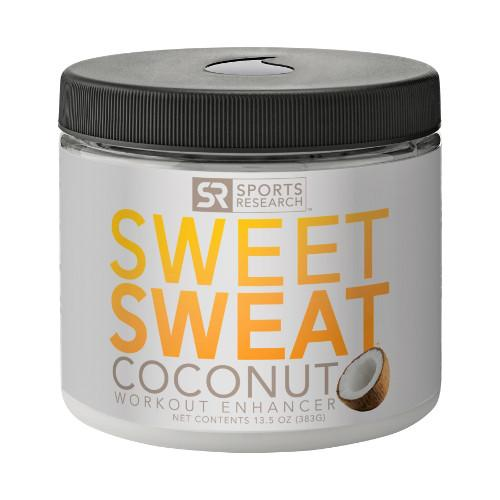 Sweet Sweat Coconut Oil (13.5oz) - Sweet Sweat Canada