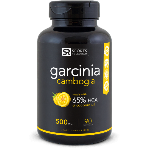 Garcinia Cambogia (90 Liquid Softgels) - Sweet Sweat Canada