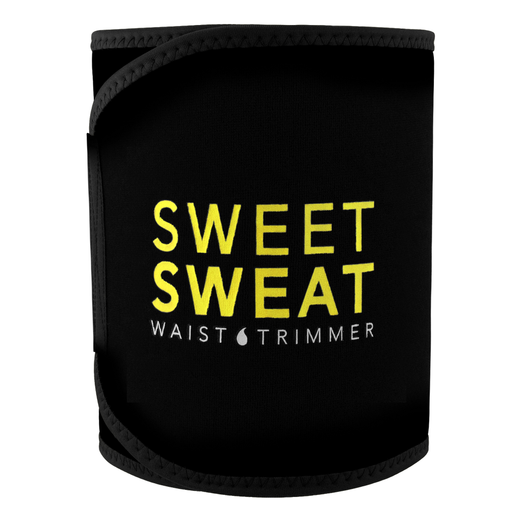 Sweet Sweat Waist Trimmer (Yellow)