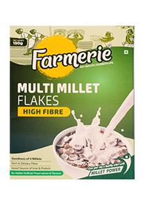 Multi Millet Flakes - High Fibre