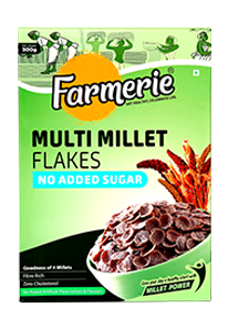 Multi Millet Flakes No Added Sugar