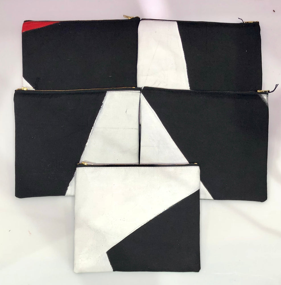 VEREMONDA - Black and White - SceneryBags