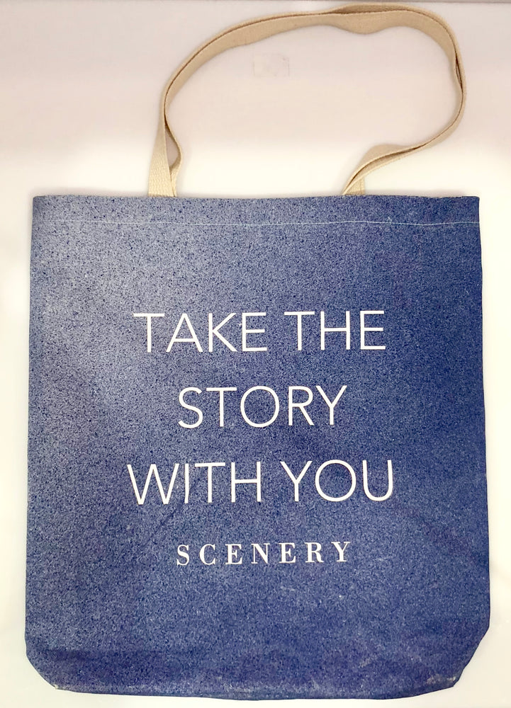 """Take the Story With You"" Tote Bag - SceneryBags"