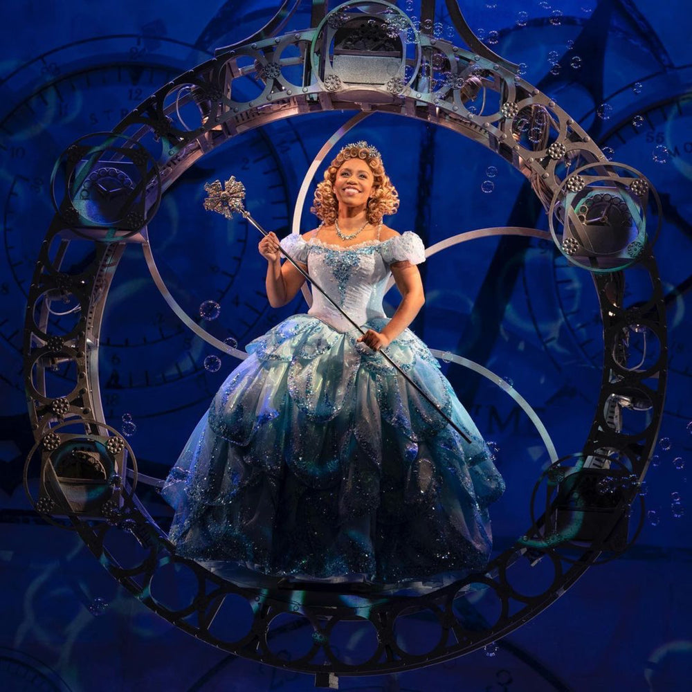 PREORDER Brittney Johnson Autographed Glinda's Bubble - WICKED Bubble Dress - SceneryBags