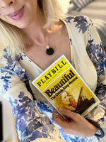 PREORDER The Carole Necklace: Beautiful Broadway