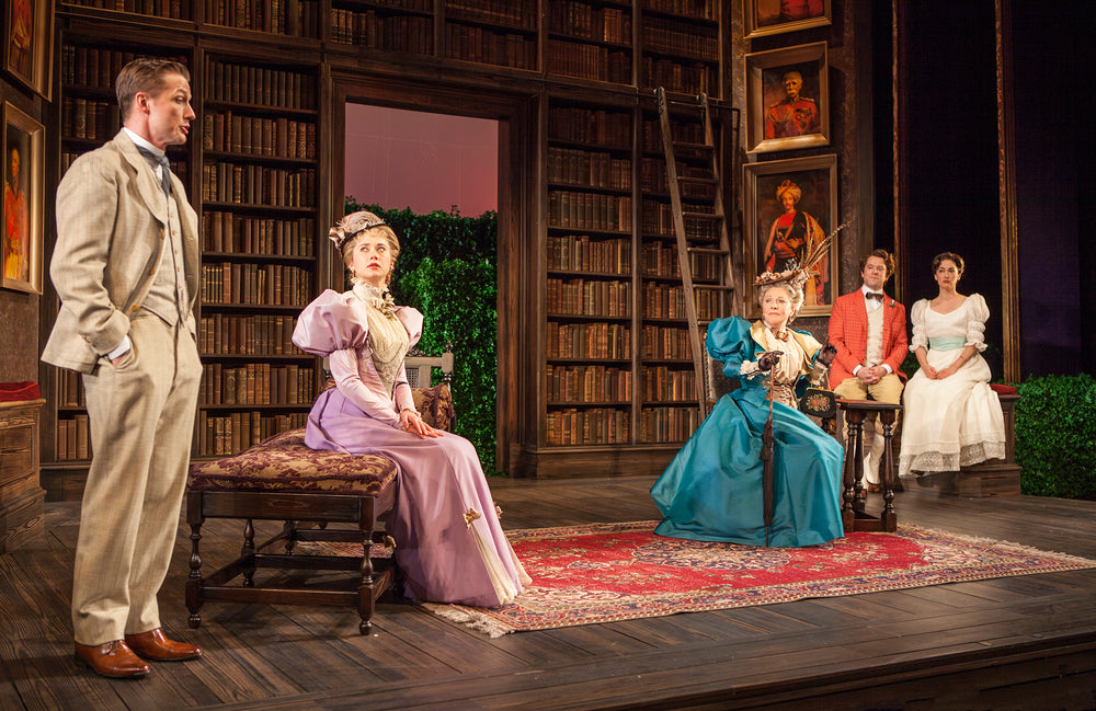 The Importance of Being Earnest - Scenery
