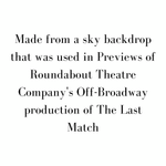 The Last Match - SceneryBags