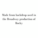 Rocky Broadway - White - SceneryBags