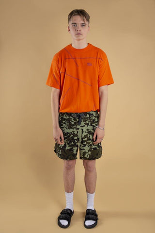 DROP1 / T-SHIRT-2 orange
