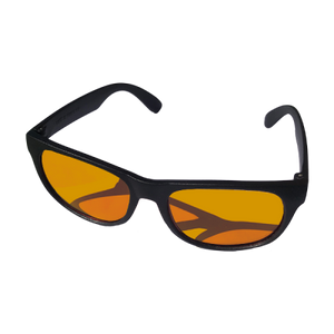 Coral viewing sunglasses