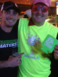 International Association of Haters Official Beer Koozie