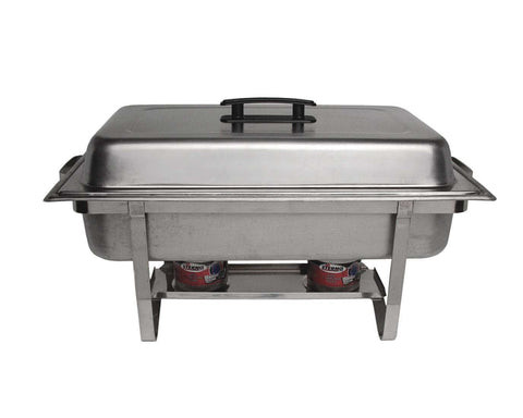 Stainless Chaffer 8-Qt