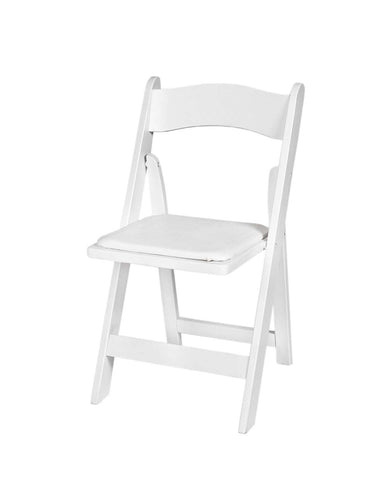 Wood Padded Folding Chairs