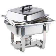 Stainless Chaffer 4-Qt