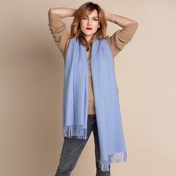 Scarf | Light Blue
