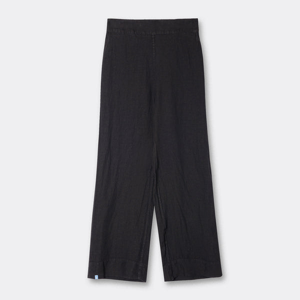 'POSITANO' TROUSERS | BLACK