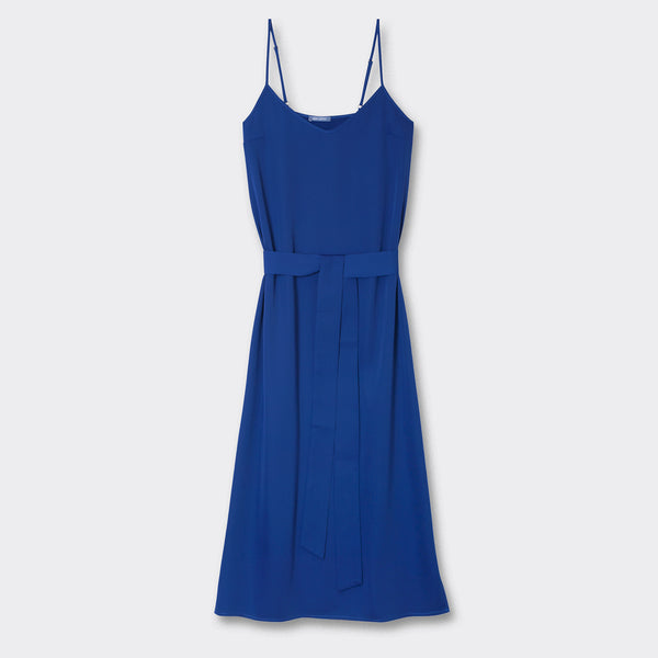 'Bahamas' SLIP DRESS | blue