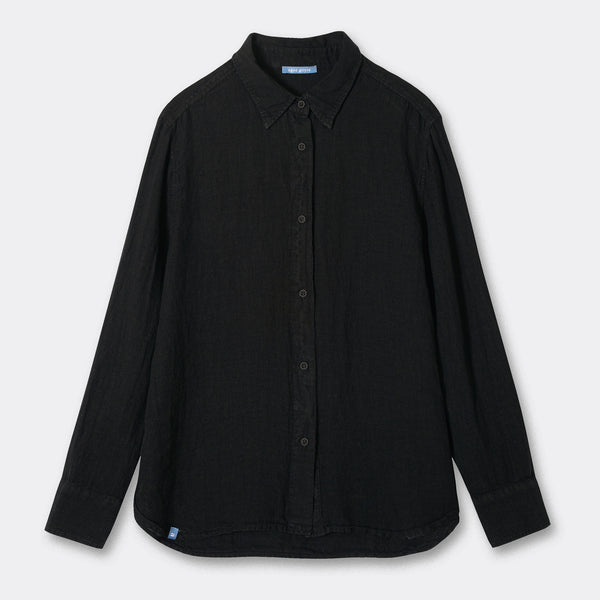 'TENERIFE' SHIRT | BLACK