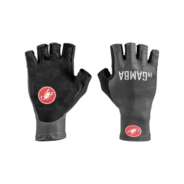inGamba Aero Race Black Gloves Cycling Clothing Castelli