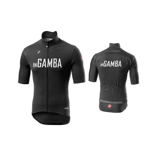 Castelli for inGamba Men's Perfetto RoS Light Black Cycling Clothing Castelli