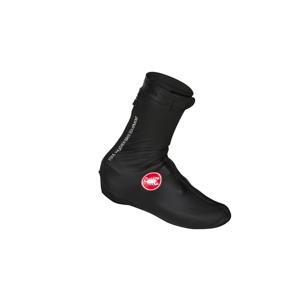 Castelli Inline Pioggia Booties Black Cycling Clothing Castelli