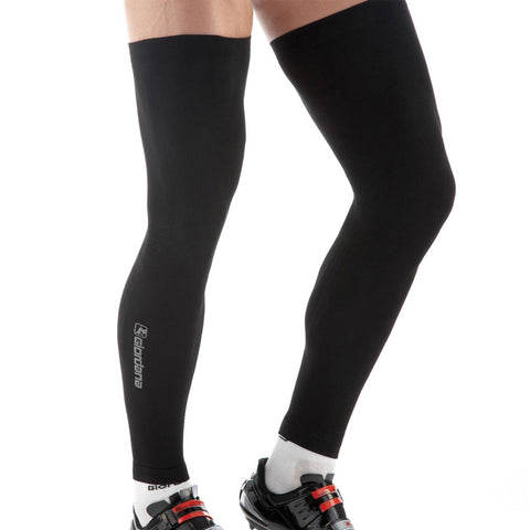 Giordana Black Leg Warmers