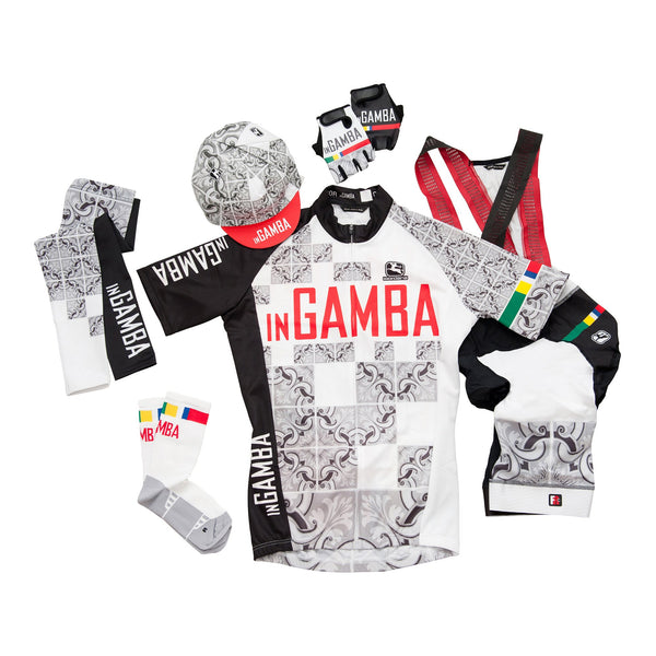 inGamba Limited Edition Portugal Gloves clothing Giordana