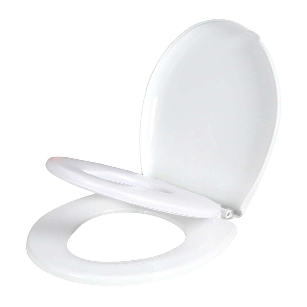 CHILDCARE 2-IN-1 KIDS TOILET TRAINER SEAT WHITE