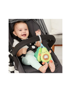 SKIP HOP AVOCADO STROLLER TOY