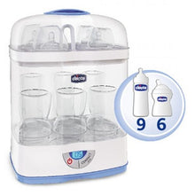 Load image into Gallery viewer, Chicco NaturalFit 3-in-1 Electric Modular Steriliser