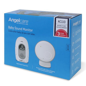 Angelcare Sound Only Monitor AC110
