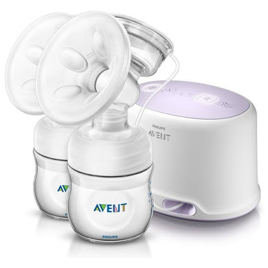 Avent Comfort Twin Electric Pump