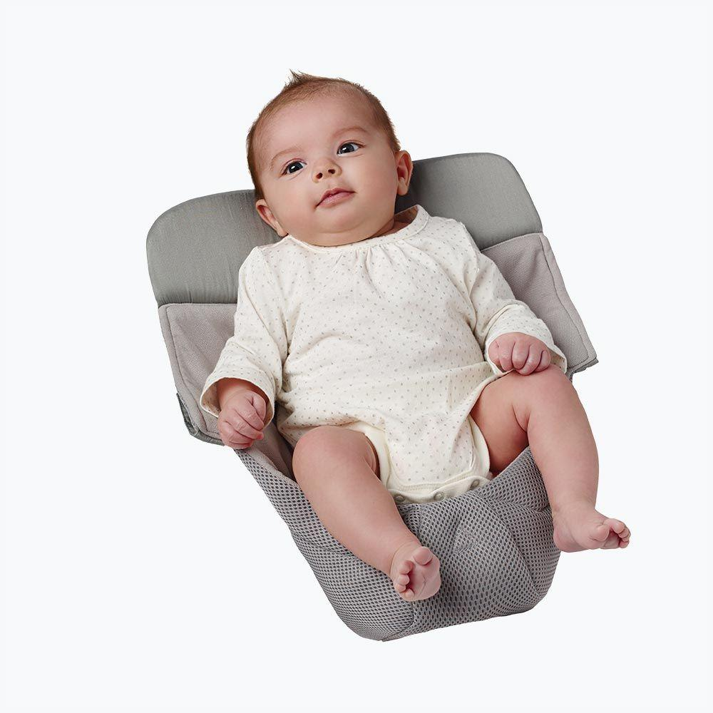 Infant Insert: Grey Easy Snug Cool Air Mesh