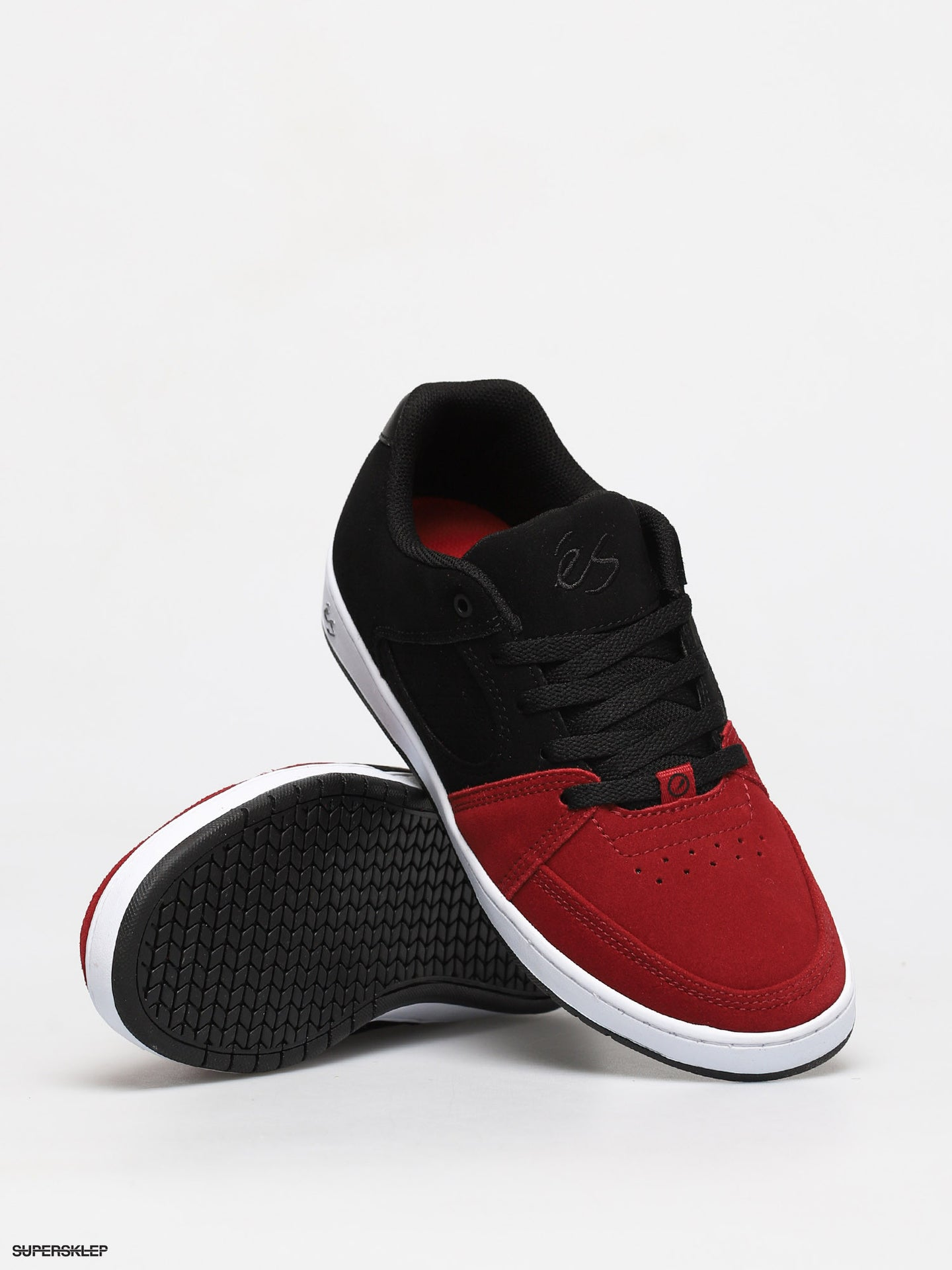 ES Accel Slim Blk/Red/Blk