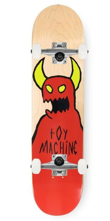 Toy Machine Sketchy Complete 8.0