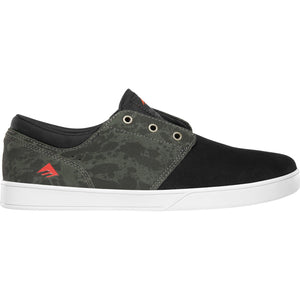 Emerica Figueroa Black/Green/Gum