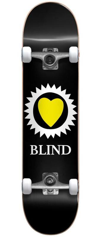 Blind Heart Complete Black 8.0
