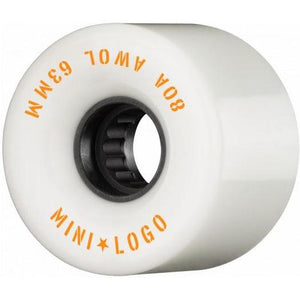 Mini Logo AWOL 63mm 80a White